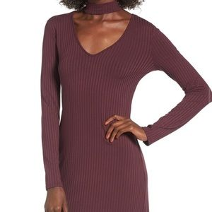 Nordstrom One Clothing Choker Dress Size XL NWT